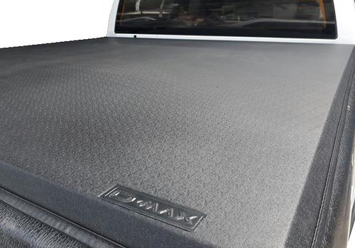 Carpa Plana Lona Marcada Enrollable Dmax Riel Aluminio