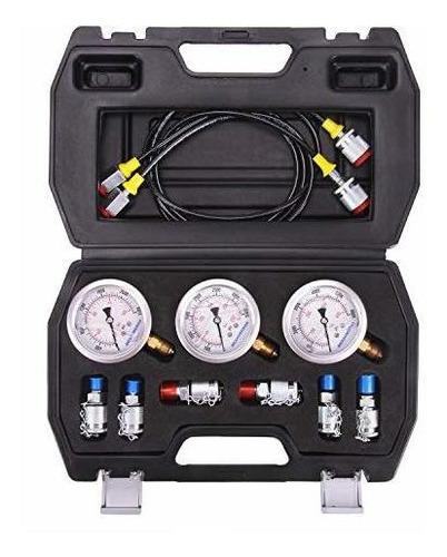 Kit De Acoplamiento De Prueba De Presion Hidraulica Para E