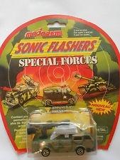 Coleccion Auto Majorette Escala 1:60 Camioneta Lanza Misiles