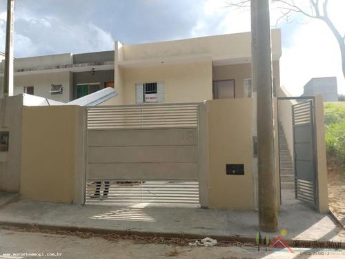 Casa Para Venda Em Mogi Das Cruzes, Vila São Paulo, 2 Dormitórios, 1 Suíte, 2 Banheiros, 3 Vagas - 3627_1-1787082
