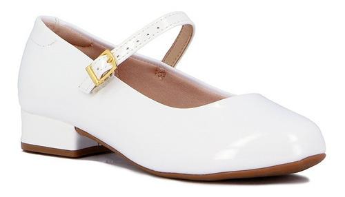 Molekina Zapato De Niña C/taquito Medio P/redonda