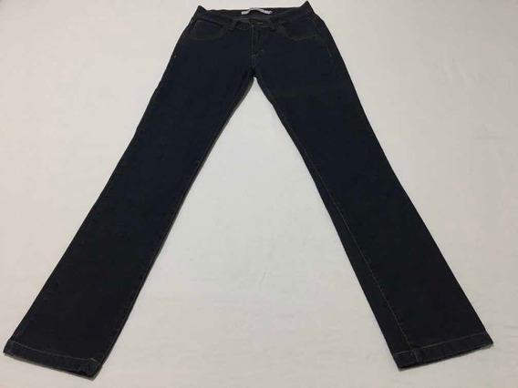 Calça Jeans Collins Tam38 Strecht Skinny Otimo Estado Sacola