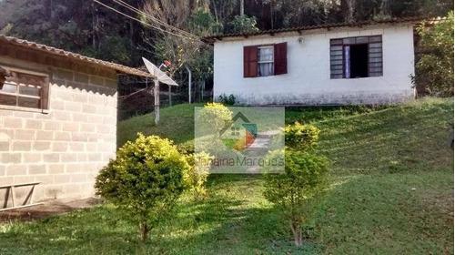 Chácara Residencial À Venda, Viçoso, Araçariguama. - Ch0045