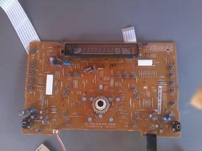 Placa Frontal Com Displey Do Som Da Toshiba Ms 7716mp3