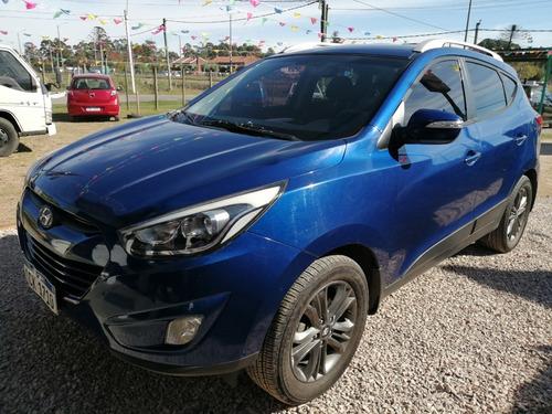 Hyundai Tucson Como Nueva