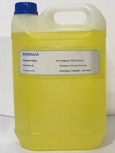 Detergente Premium Limon - 5l