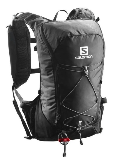 Salomon Mochila Agile 12 Set - Trail Running - 401633