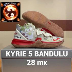Tenis Nike Kyrie Irving 5 Bandulu 28 Mx Tenis Fenix Curry Kd