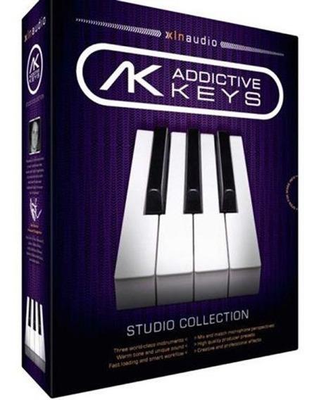 Addictive Keys + Expansiones Win Vst/aax Online!