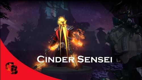 Imagem 1 de 2 de Ember Spirit - Cinder Sensei
