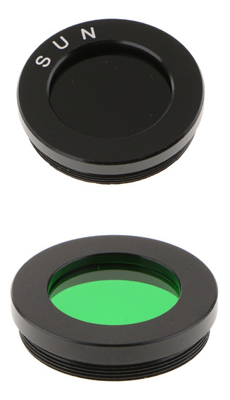 1.25 \ Telescópio Ocular Lente Acessório Filtros Definir Pa