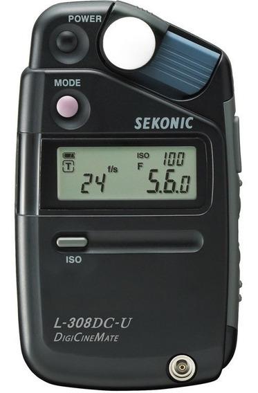 Fotômetro Sekonic L-308dc-u Digicinemate