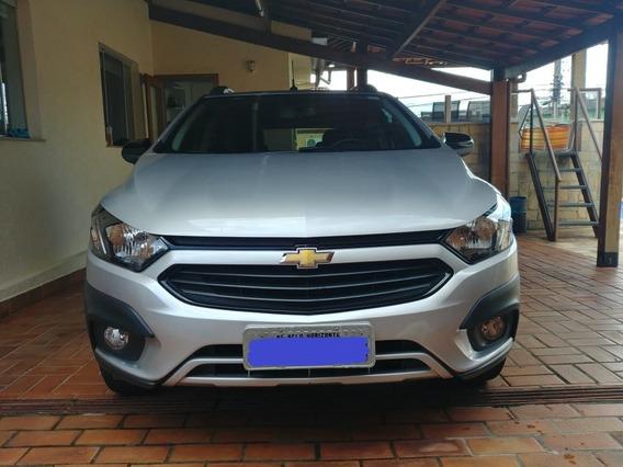 Chevrolet Onix Activ 2017 Completo