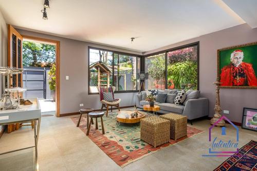Casa Com 3 Dormitórios À Venda, 250 M² Por R$ 2.900.000,00 - City Butantã - São Paulo/sp - Ca1210