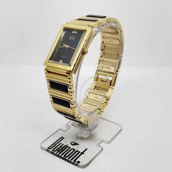 Relógio Dumont Feminino Quadrado