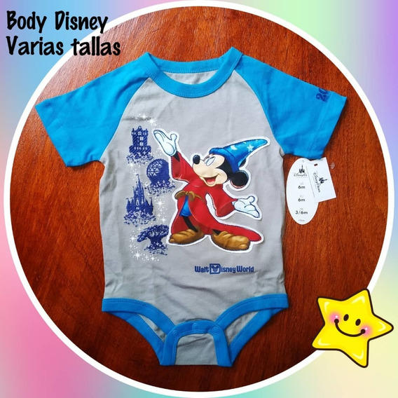 Body Disney Y Oshkosh , Nuevos Y Originales.