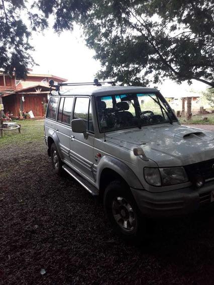 Jeep Galloper Excced 2.5