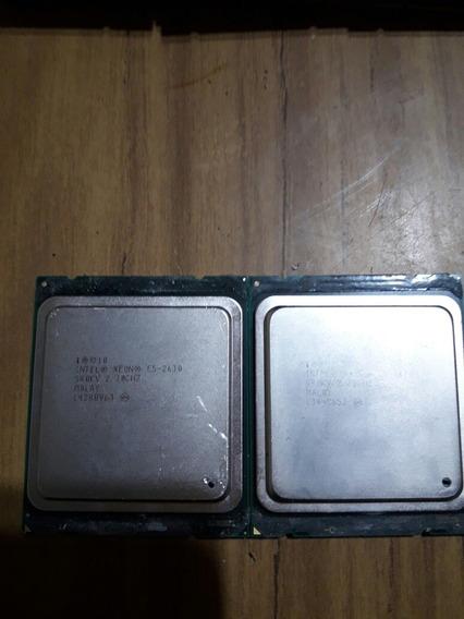 Procesador Intel Xeon E5-2620-v2 2 Unidades