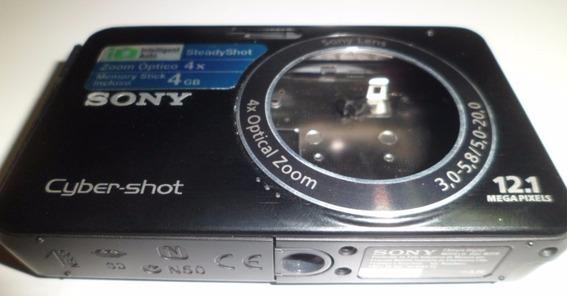 Carcaça Completa Camera Digital Cyber Shot Dsc W 310