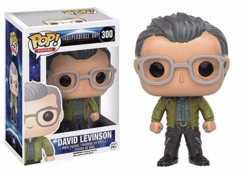 Funko Pop! Independence Day Resurgence David Levinson