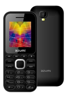 Celular Azumi L3z 1.77 Ds, 2g, Black