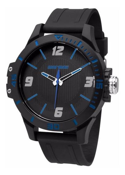 Relógio Mormaii Masculino Wave Mo2035fl/8a Azul Analógico