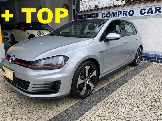 Volkswagen Golf 2.0 Tsi Gti 16v Turbo Gasolina 4p Automático