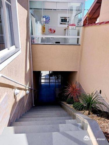 Casa Com 3 Dormitórios À Venda, 237 M² Por R$ 800.000,00 - Parque Vivaldi Leite Ribeiro - Poços De Caldas/mg - Ca1376