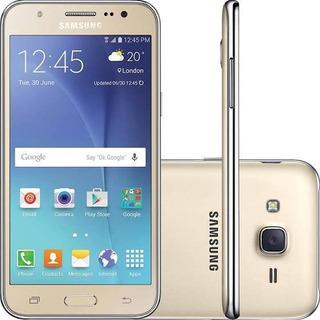 Celular Samsung Galaxy J7 Duos Dual 13mp 16gb Novo Lacrado