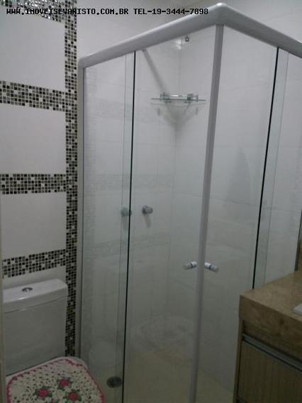 Apartamento Para Venda Em Limeira, Jardim Esmeralda, 3 Dormitórios, 3 Banheiros, 2 Vagas - 2035