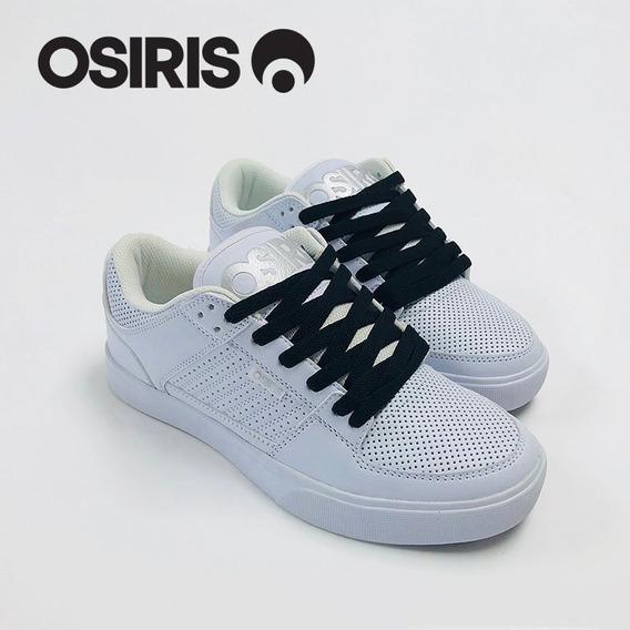 Zapatillas Osiris Protocol White / White / Silver