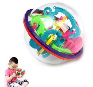 Bola Laberinto 3d Magical 138 Niveles Esfera 43 Cm Mnr