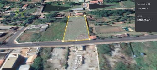 Imagem 1 de 3 de Área À Venda, 3105 M² Por R$ 1.600.000,00 - Jardim Casa Branca - Suzano/sp - Ar0005