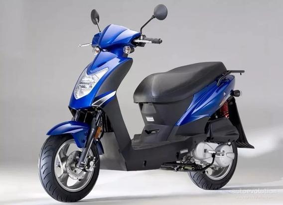 Scooter Kymco Agility 125 0km 18ctas$8.151 Motoroma