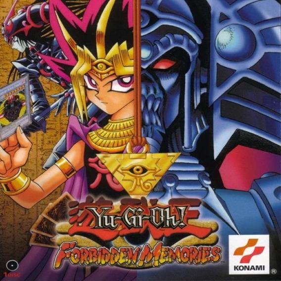 Yu-gi-oh! Forbidden Memories Jogo Para Pc + Bônus Grátis