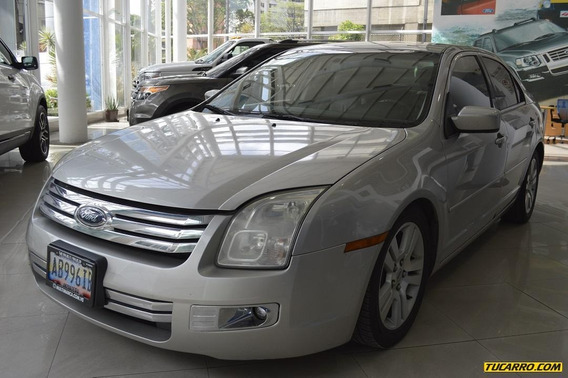 Ford Fusion Limited
