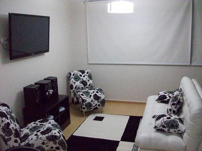 Vendo Departamento Amoblado O Sin Amoblar De 1 Dormitorio, C