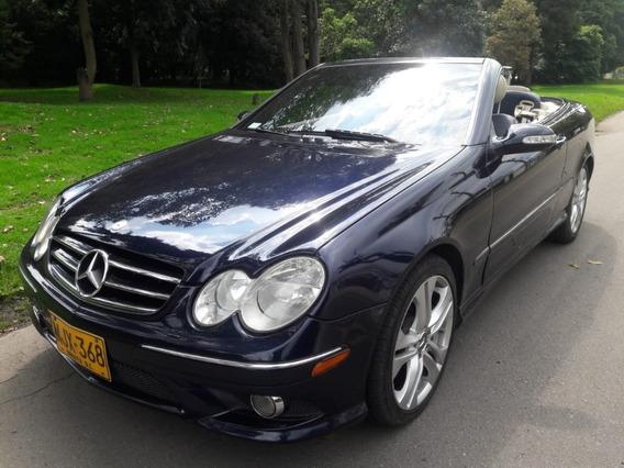 Mercedes Benz Clk 55 Convertible Full Equipo