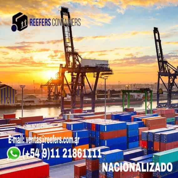Contenedores Maritimos Containers Usado 20/40 Pies La Plata