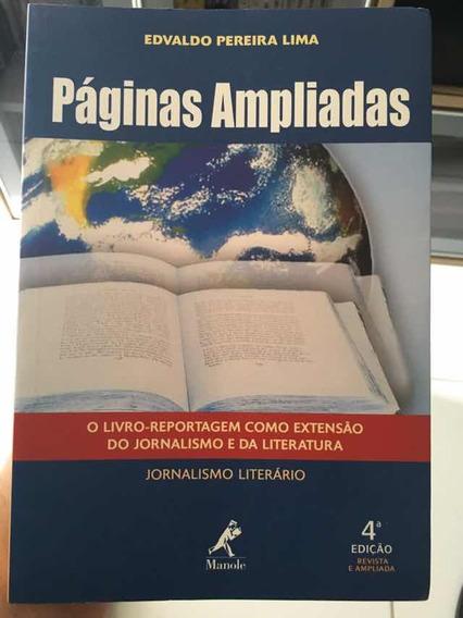 Páginas Ampliadas De Edvaldo Pereira Lima
