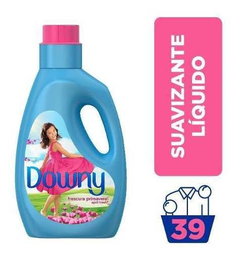 Suavizante Para Ropa Downy April Fresh 39 Lavadas