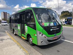 Oportunidade Micro Ônibus Padrão Sp Trans 15/15 C/ar