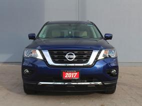 Nissan Pathfinder 3.5 Exclusive Cvt 2017 Nuevo