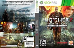 The Witcher 2 + Xbox 360 Midia Digital Via Licença