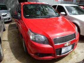 Chevrolet Aveo 1.6 Ls At