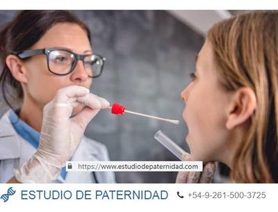 Adn - Prueba De Adn - Kit De Paternidad (kit A Domicilio)
