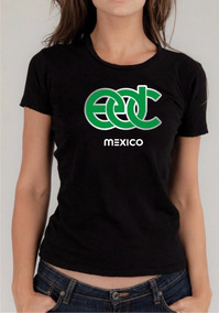 Playera Para Dama Electric Daisy Carnival Mexico