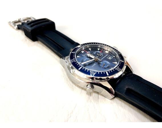 Relógio De Fabricação Alemã Top Como Citizen Seiko Orient Technos Casio