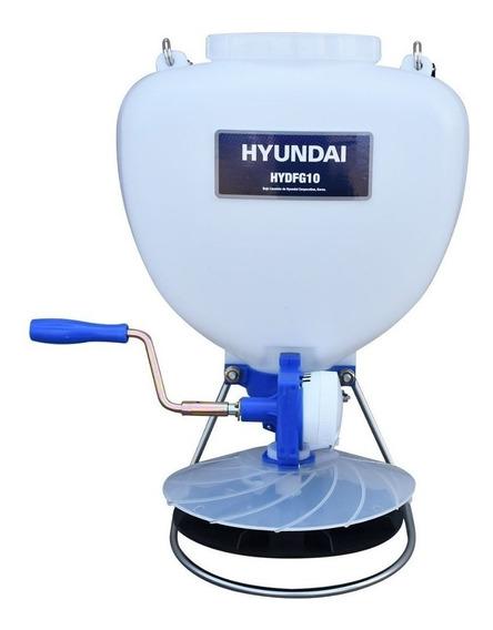 Fumigadora Fertilizantes Granulados 10 Lts Hydfg10 Hyundai