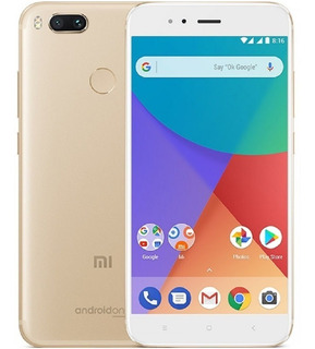 Xiaomi Mi A1 32gb Ram 4gb Libre De Fabrica Global Version